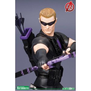Artfx+ Marvel Comics ARTFX+ PVC Statue 1/10 Hawkeye (Avengers Now) 19 cm