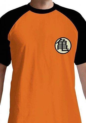 Dragon Ball Z t shirt Kame symbol