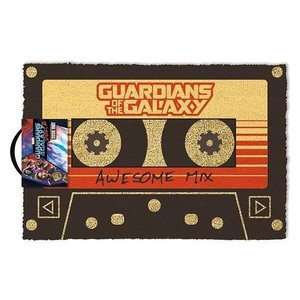 Guardians Of The Galaxy Vol 2 Awesome Mix- Doormat