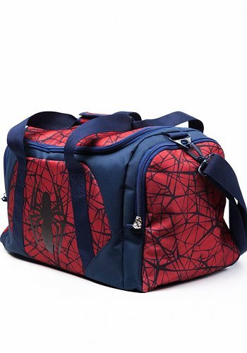 Spider-Man duffle bag