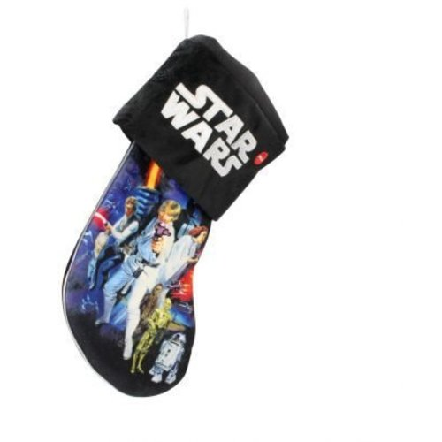 Star Wars: Rebels Christmas Sock 45 Cm With Light Luz