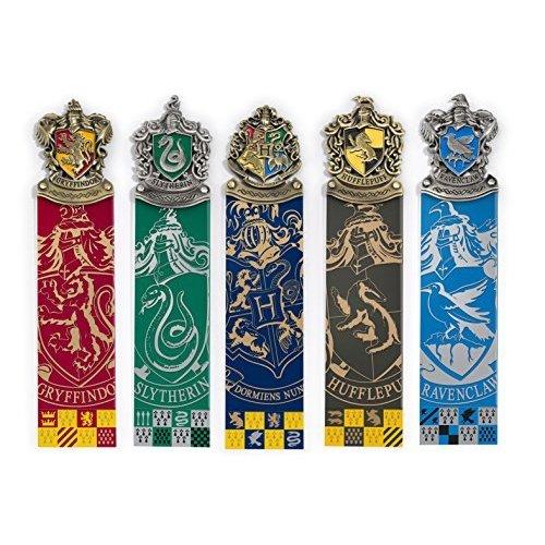 Harry Potter: Crest Bookmarks 5 Piece Set
