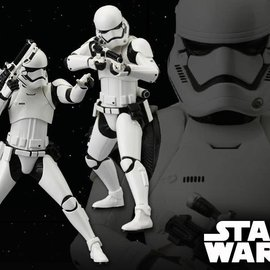Kotobukiya Star Wars The Force Awakens: First Order Stormtrooper ARTFX+ 2-pack