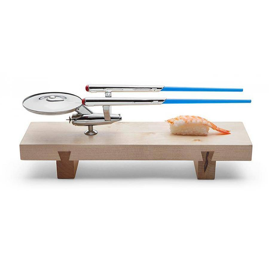 Star Trek Sushi Set
