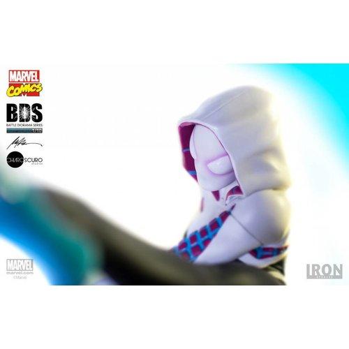 Iron Studios Marvel: SpiderGwen 1:10 scale Statue