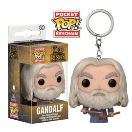 FUNKO Pocket Pop Keychains: Lord of The Rings - Gandalf