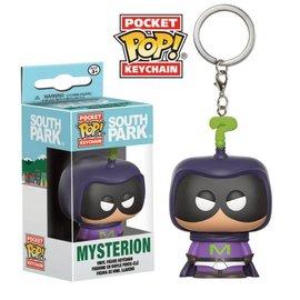 FUNKO Pocket Pop Keychains: South Park - Mysterion