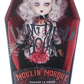 The Living Dead Dolls Series 33 - Le Moulin Morgue Set of 5