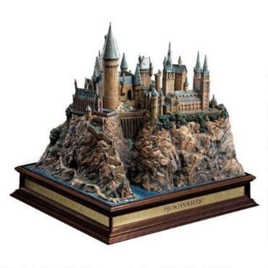 Harry Potter Hogwarts Castle Environment