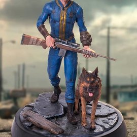 Gaming Heads Fallout 4: Sole Survivor 1:4 scale Statue