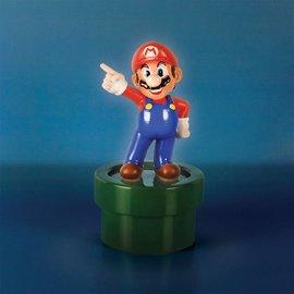 Paladone Super Mario 3D Lamp van Nintendo - 20 cm