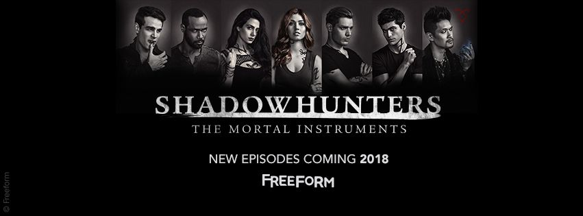 Shadowhunters 3 weer op Netflix in 2018