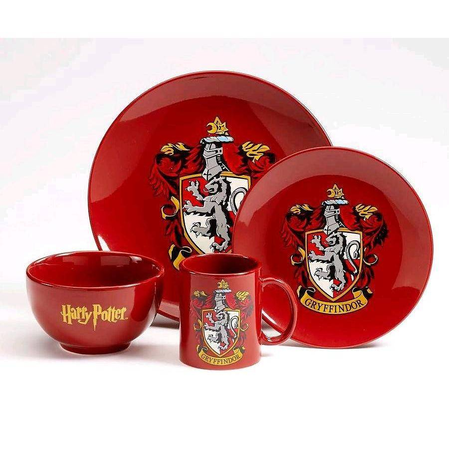 Harry Potter - Gryffindor Dinner Set