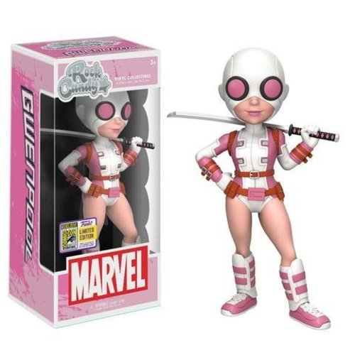 FUNKO Rock Candy Marvel: Gwenpool LE