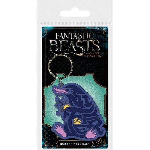 Fantastic Beasts: Niffler Keychain