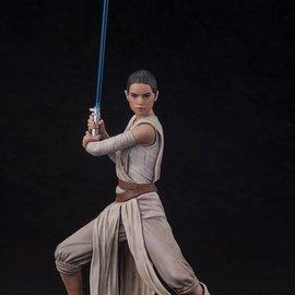Artfx+ Star Wars: Rey & Finn Artfx+ PVC Statue 2-pack