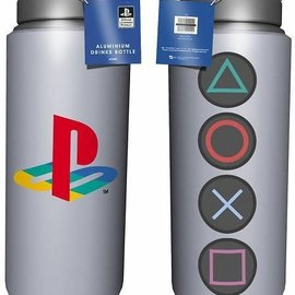 Playstation Buttons - Drink Bottle