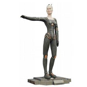 DIAMOND SELECT TOYS Star Trek: Femme Fatales Borg Queen PVC Figure