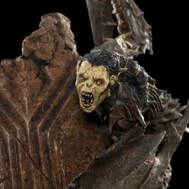 WETA Workshops Lord of the Rings: Moria Orc Premium Statue