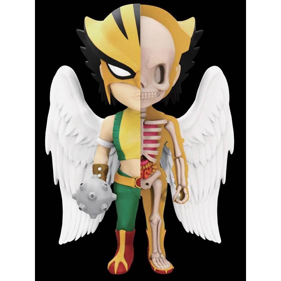 Hawkgirl X Ray Figurine