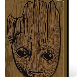 Guardians of the Galaxy Vol. 2 Groot - Premium A5 Notitieboek
