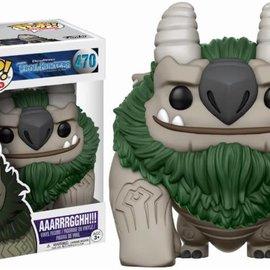FUNKO Pop! TrollHunters - AAARRRGGHH!!!