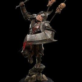 weta The Hobbit: Dol Guldur Orc Soldier 1:6 Scale Statue
