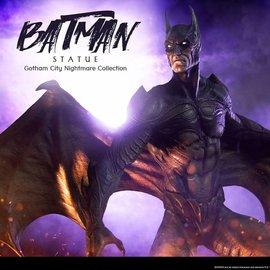 DC Comics: Gotham City Nightmare Collection - Batman Statue