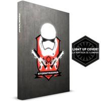 Star Wars The Force Awakens: Stormtrooper Helmet Notebook