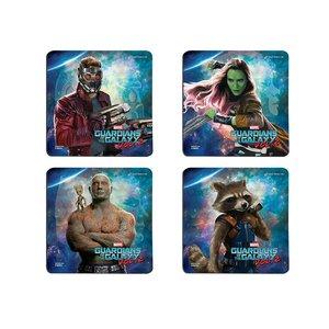 Guardians of the Galaxy 2: Guardians Hardboard Coaster Set