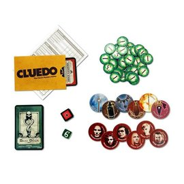CLEUDO Harry Potter: Cluedo Board Game