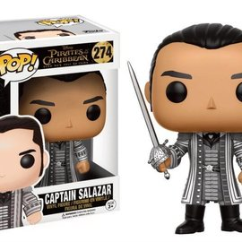 FUNKO Dead Men tell no Tales - Captain Salazar