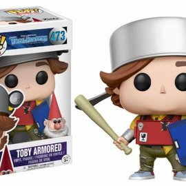 FUNKO Pop! TrollHunters - Toby Armored Exclusive