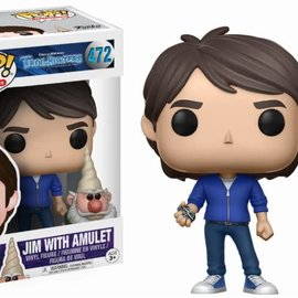 FUNKO Pop! TrollHunters - Jim with Amulet Exclusive