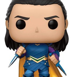 FUNKO Pop! Marvel: Thor Ragnarok - Loki