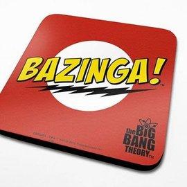 Hole In The Wall Bazinga Coaster