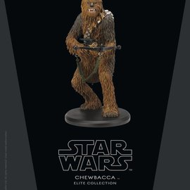 Sideshow Star Wars: Chewbacca 22 cm Statue Limited Elite Collection