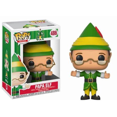FUNKO Pop! Movies: Elf - Papa Elf