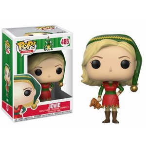FUNKO Pop! Movies: Elf - Jovie in Elf Outfit