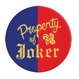 Popsockets PopSockets: DC Comics - Property of Joker