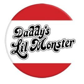 Popsockets PopSockets: DC Comics - Daddys Lil Monster, Harley Quinn