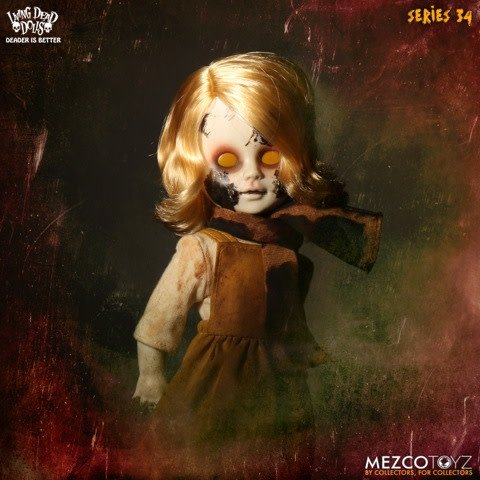 Living Dead Dolls Series 34