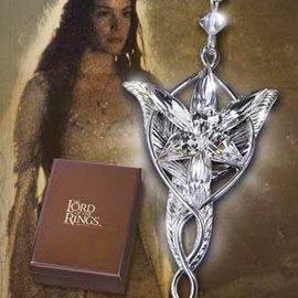 LOTR Arwen Evenstar Pendant
