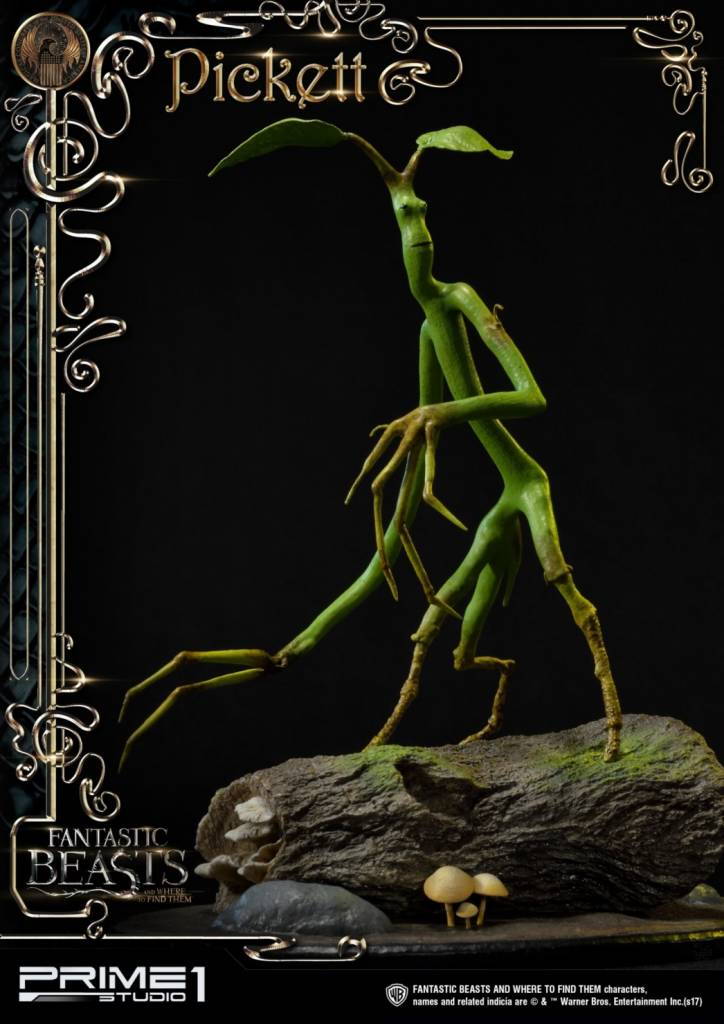 prime1 Harry Potter: Fantastic Beasts - Pickett Statue