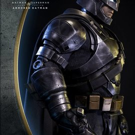 prime1 Armored Batman Polystone Statue by Prime 1 Studio