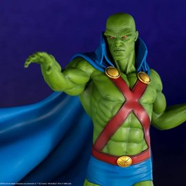 Sideshow DC Comics: Super Powers Martian Manhunter Statue 46 cm