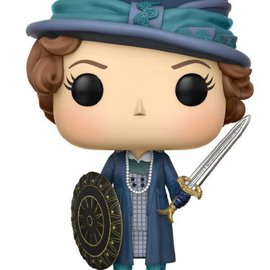 FUNKO Pop! DC: Wonder Woman - Etta with Sword and Shield