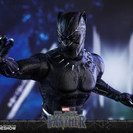 Hottoys Marvel: Black Panther Movie - Black Panther 1:6 Scale Figure