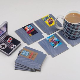 Paladone Nintendo: NES Cartridge Coasters