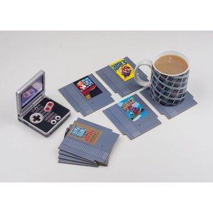 Paladone Nintendo: NES Cartridge Coasters